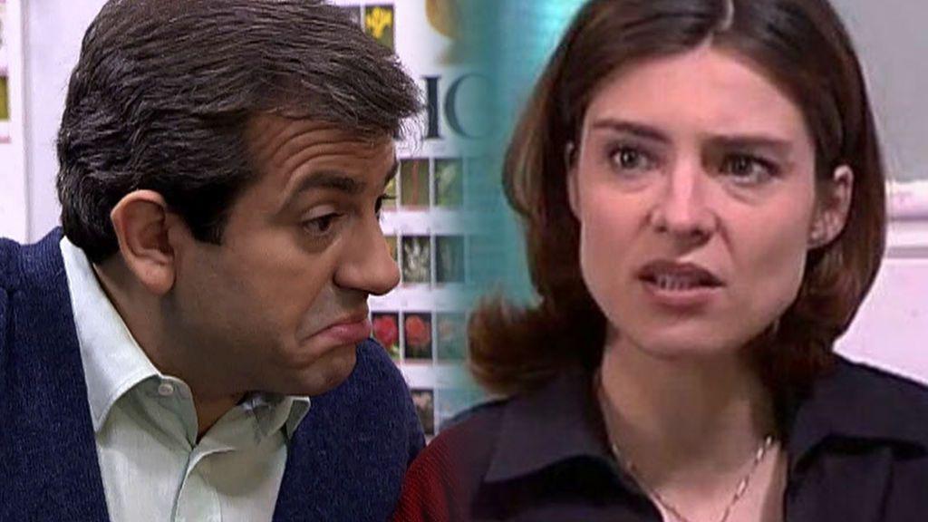 Carlos Sobera y Sandra Barneda en 'Al salir de clase'