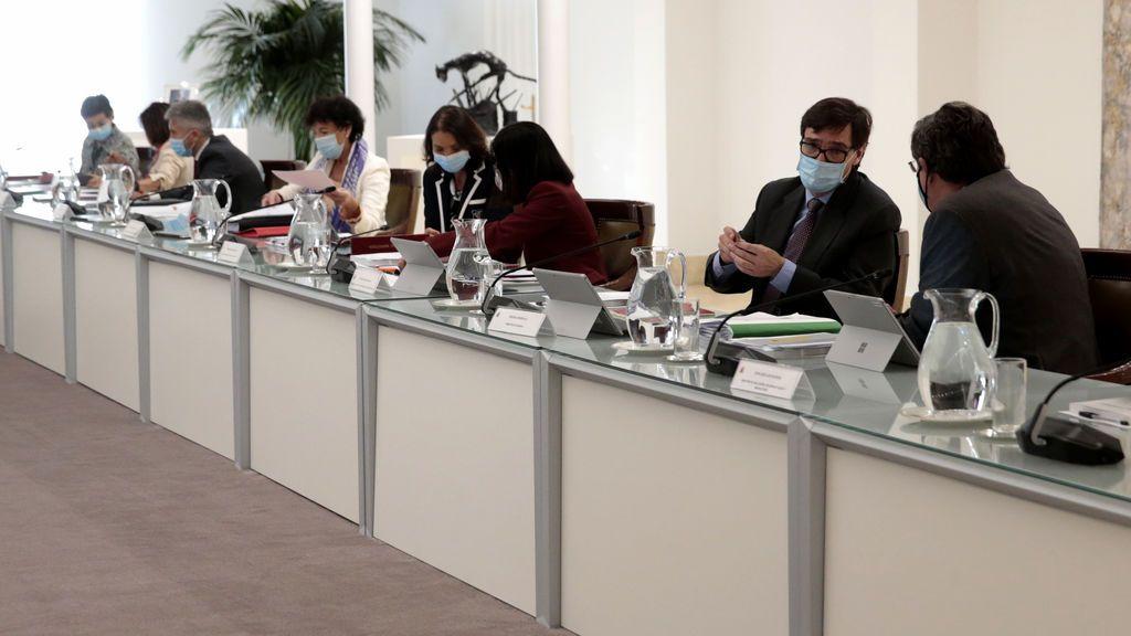 Consejo de Ministros del 29 de septiembre