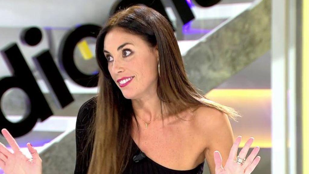 Isabel Rábago, colaboradora de 'Ya es mediodía'.