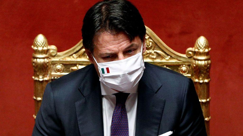Italia extenderá el estado de emergencia, vigente desde enero
