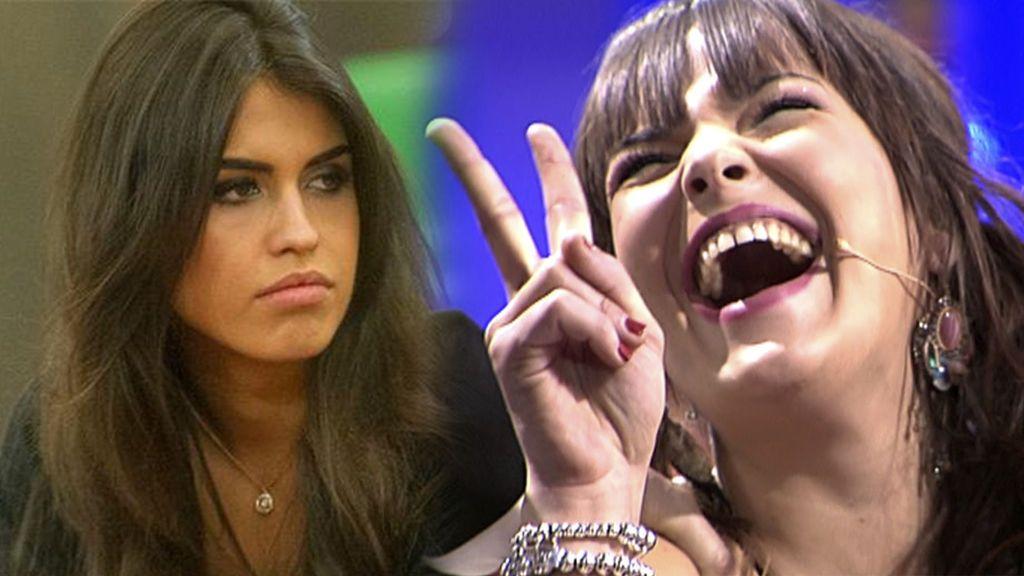 La reacción de Marta Peñate a la victoria de Sofía Suescun en 'GH 16'
