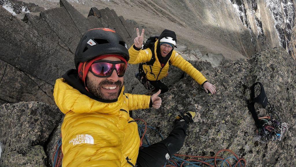 Los hermanos Pou: ¿Quiénes son Iker y Eneko, dos de los escaladores más famosos de España?