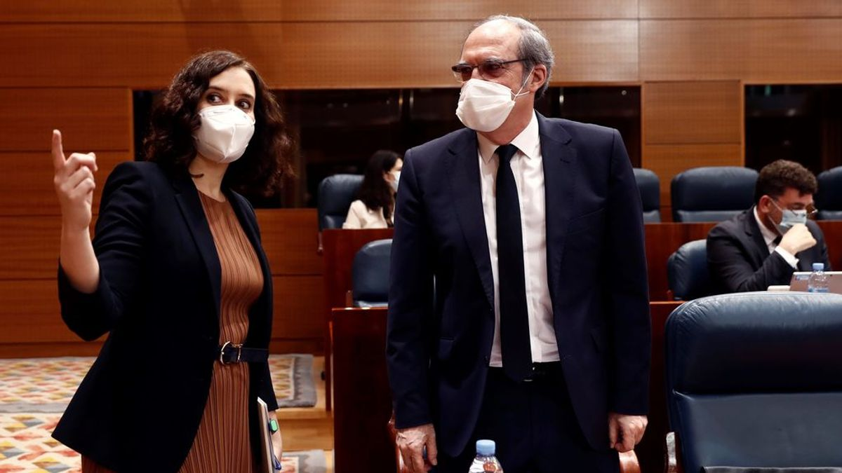 """Gabilondo en contra de intervenir Madrid: """"El Gobierno de España no puede hacerlo sin la colaboración de Ayuso"""""""