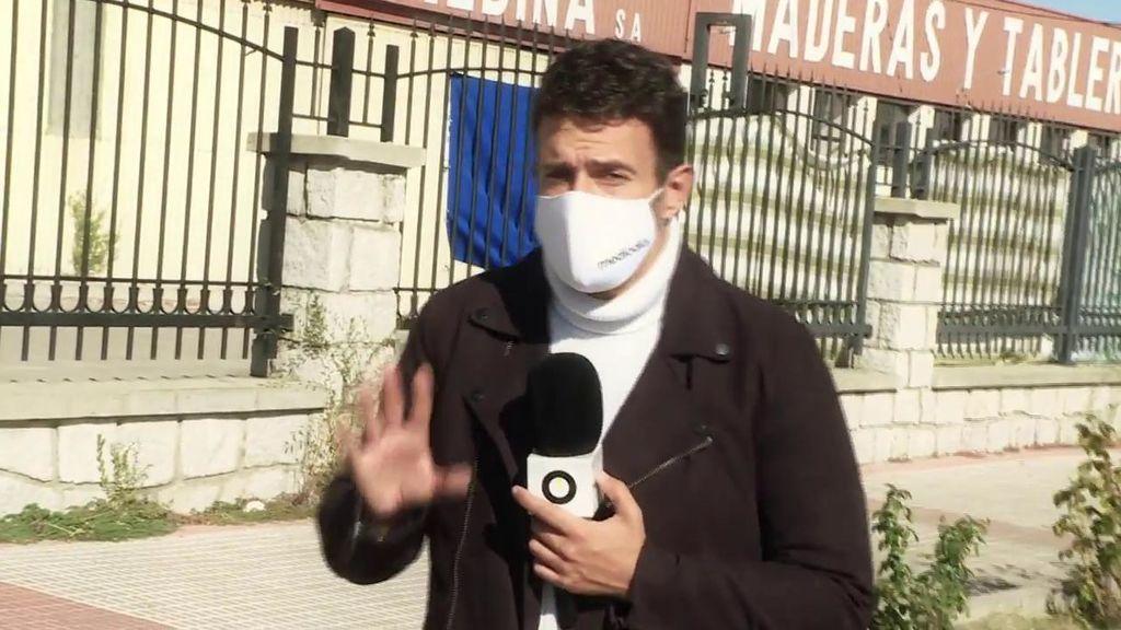 Unos okupas amenazan a un reportero de 'Ya es mediodía'