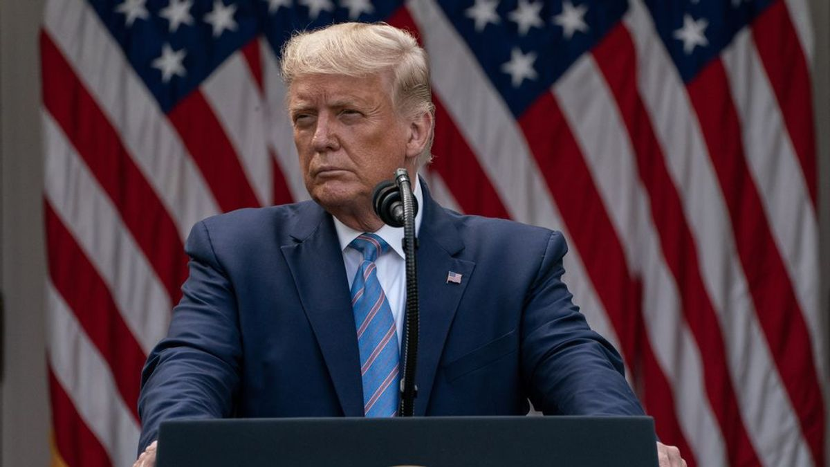 Trump anuncia un plan para distribuir 100 millones de test rápidos de coronavirus en una semana