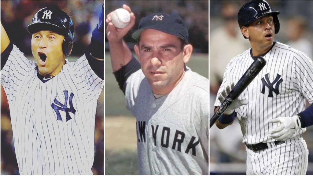 Los mejores jugadores de los New York Yankees:  de Babe Ruth a Álex Rodríguez