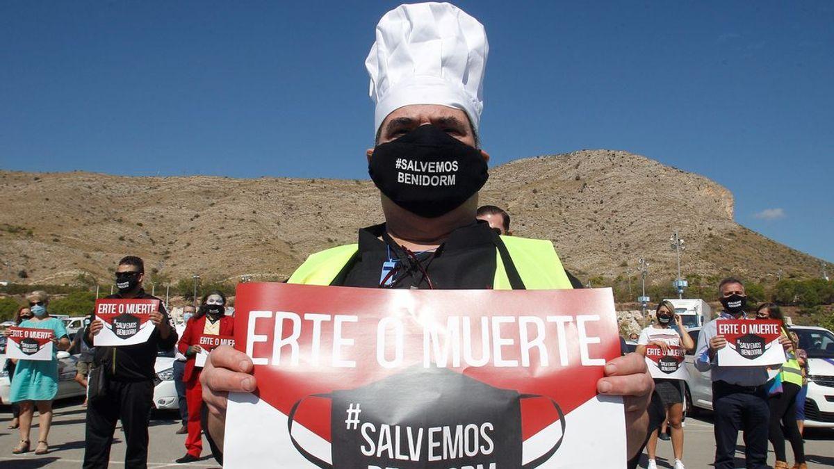 Seis meses de protección laboral de 7 millones de personas han costado lo mismo que el rescate de Bankia