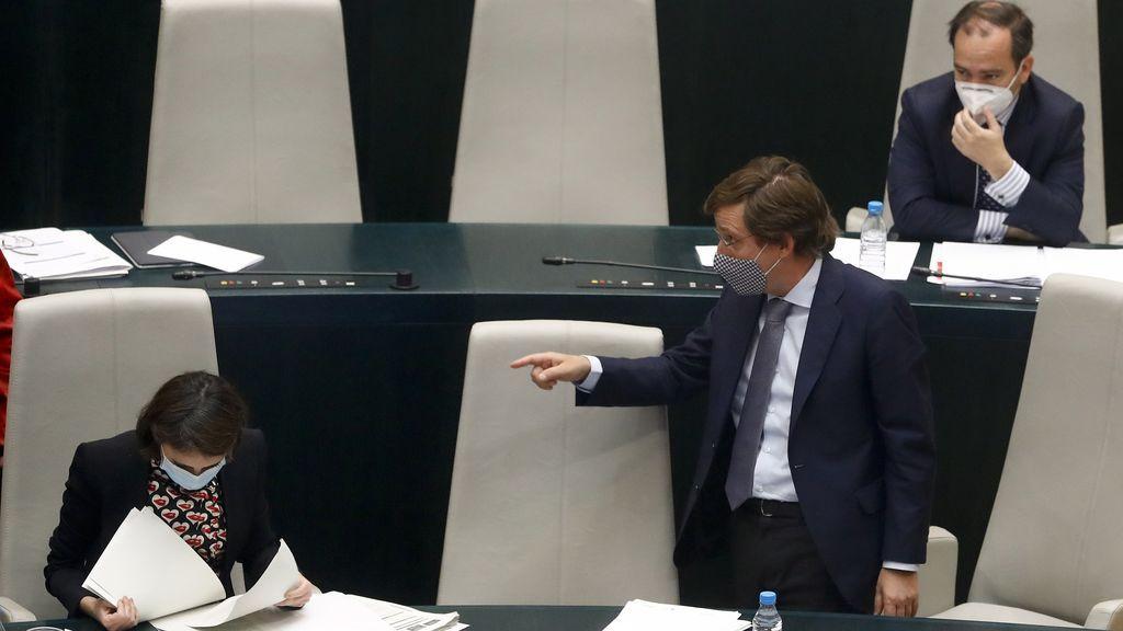 El PSOE defenderá judicialmente la continuidad de Prieto y Largo Caballero en el callejero de Madrid
