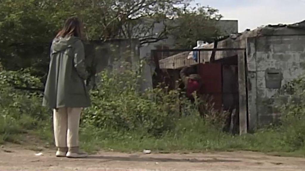 Los vecinos de O Castrillón denuncian a los okupas delincuentes: tráfico de drogas, delincuencia e insalubridad