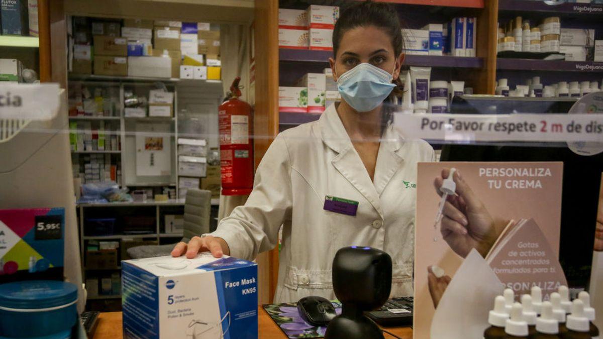 El Gobierno prorroga hasta el 31 de diciembre la venta de mascarillas KN95 y el resto EPIs sin marcado CE en 'stock'