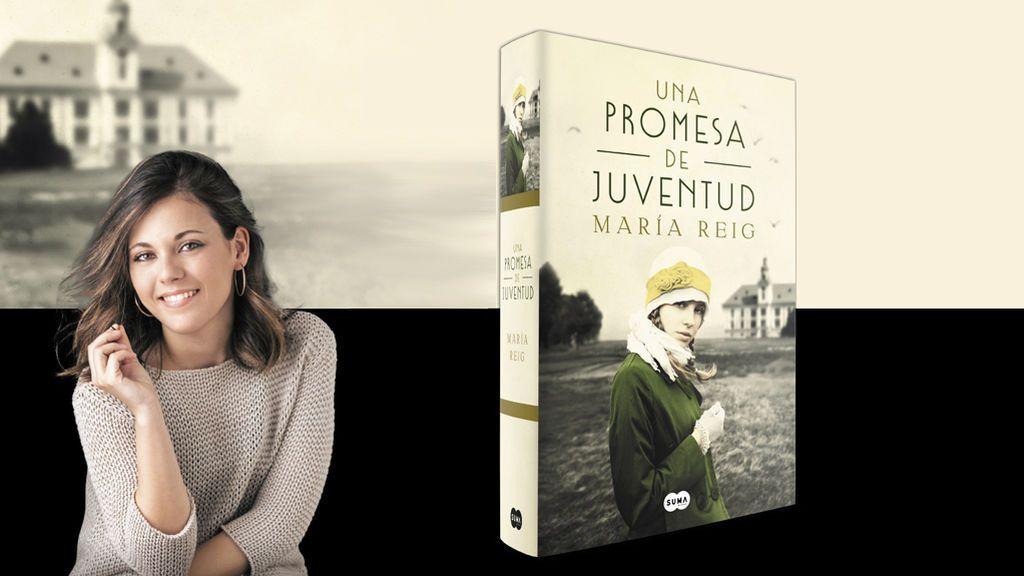 'Una promesa de juventud' es la nueva obra de María Reig