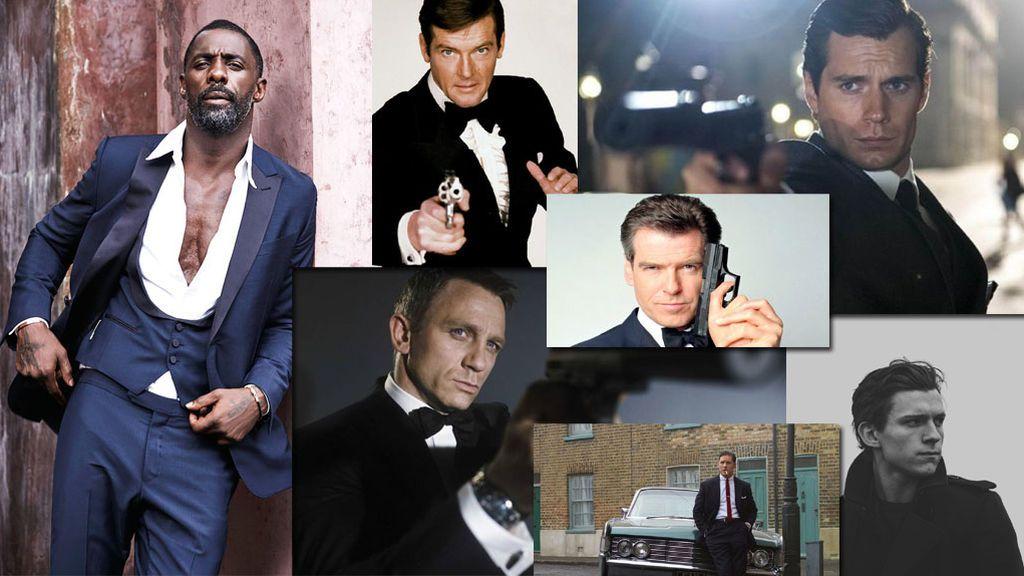 ¿Quién te gustaría que fuera el nuevo James Bond? Te presentamos a los nombres que suenan con más fuerza en las quinielas