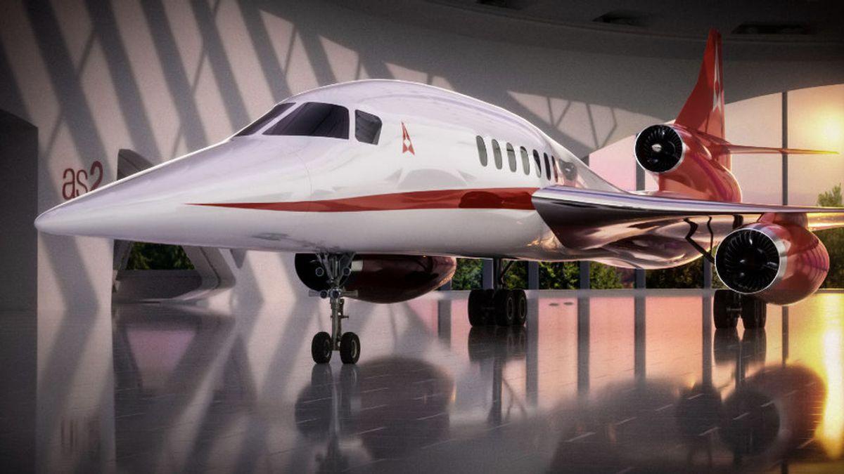 Londres-Nueva York en tres horas y menos de 50 asientos: el nuevo modo de volar en avión tras el covid será supersónico