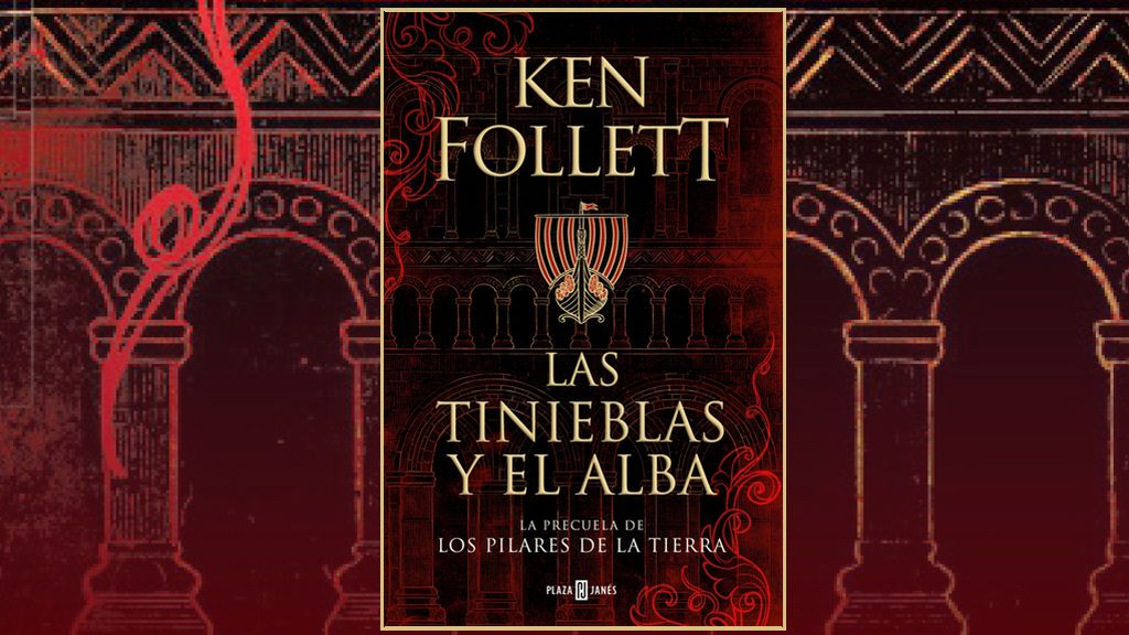 'Las Tinieblas y el Alba', la nueva obra de Ken Follett