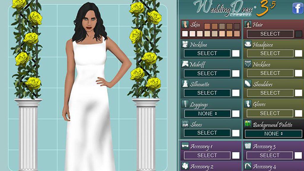 wedding dress creator