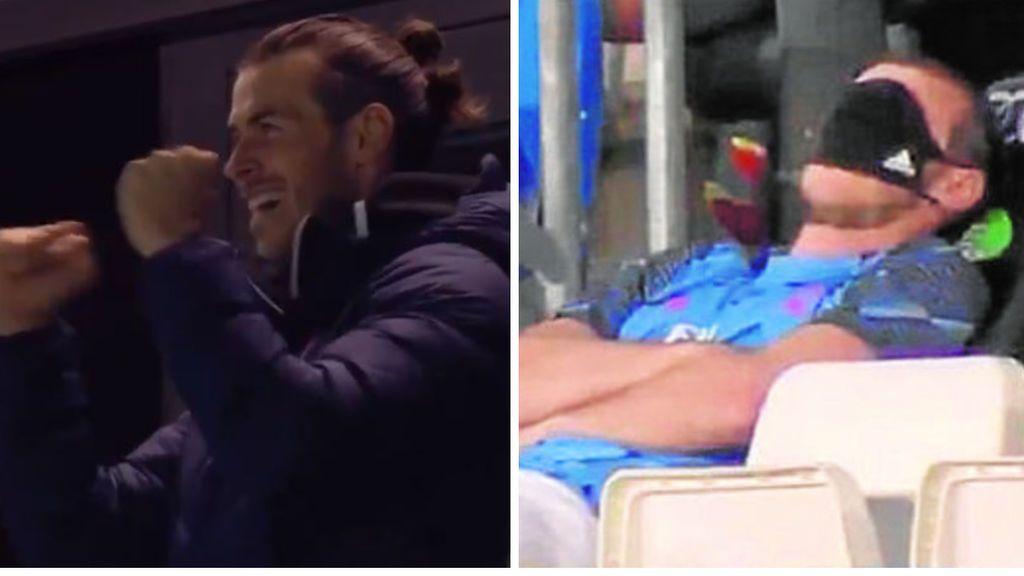 La efusiva celebración de Bale tras la victoria del Tottenham ante el Chelsea: el madridismo, indignado con su actitud