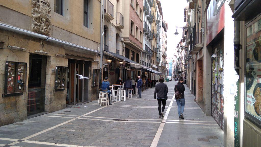 Chivite descarta confinar Pamplona pero valora hacerlo en otros municipios navarros