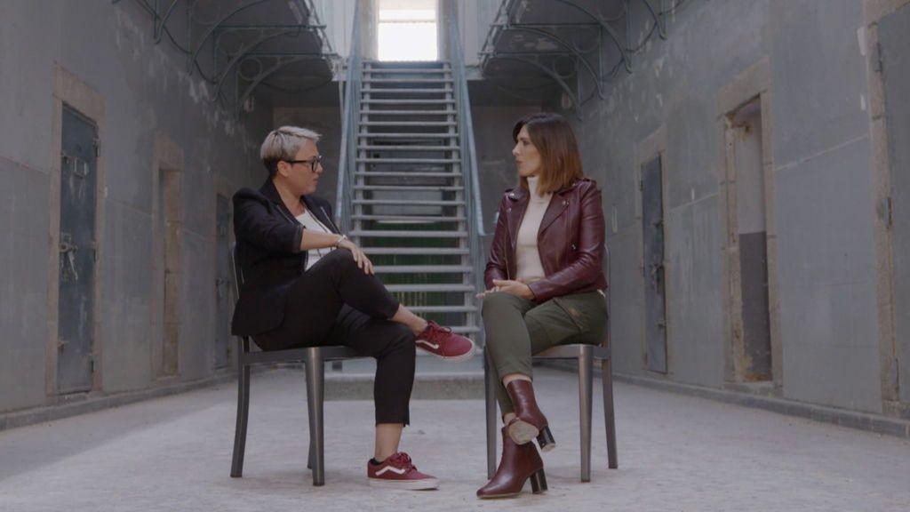 Sonia Vivas y la ley del silencio policial Acosados Temporada 1 Programa 4