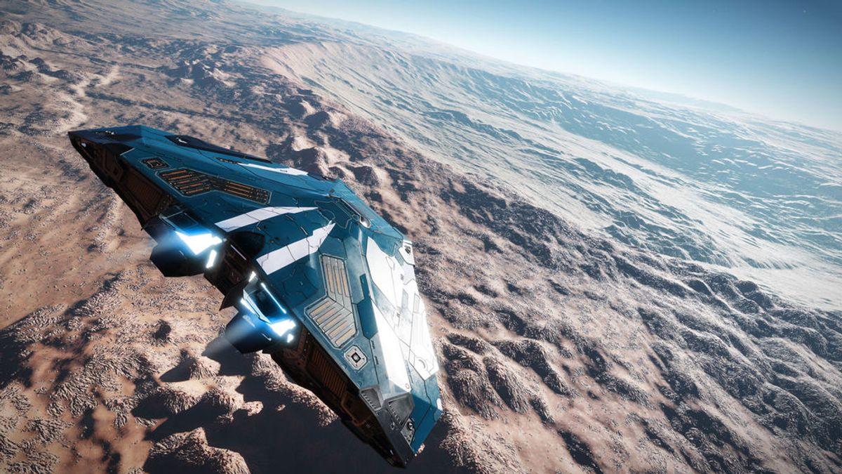 Nuevos detalles de Elite Dangerous: Odyssey en un nuevo vídeo de desarrollo