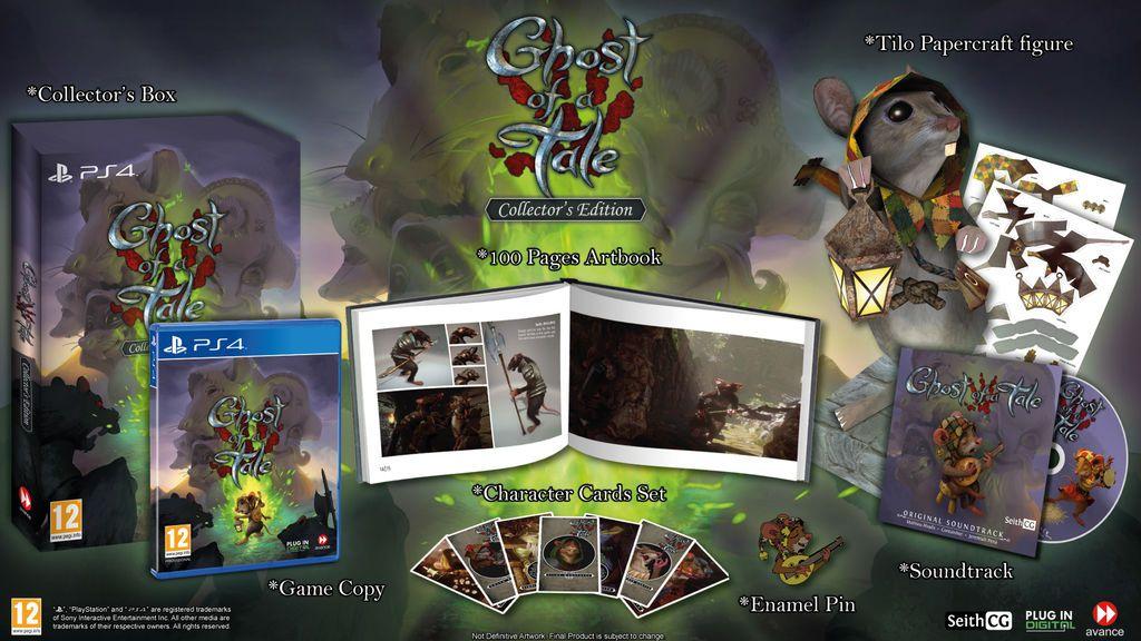 Ghost of a Tale Edición Coleccionista