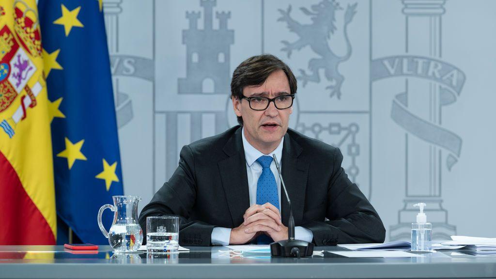 """Sanidad advierte a Madrid a través del BOE de que sus medidas son """"de obligado cumplimiento"""" en 48 horas"""