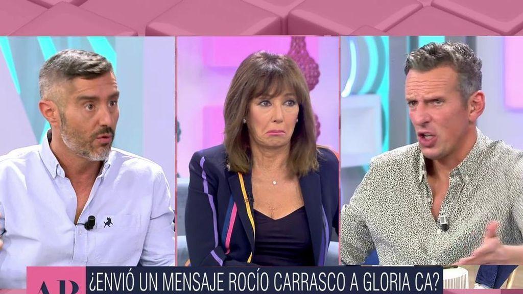 Joaquín Prat regaña a Pepe del Real por grabar llamadas