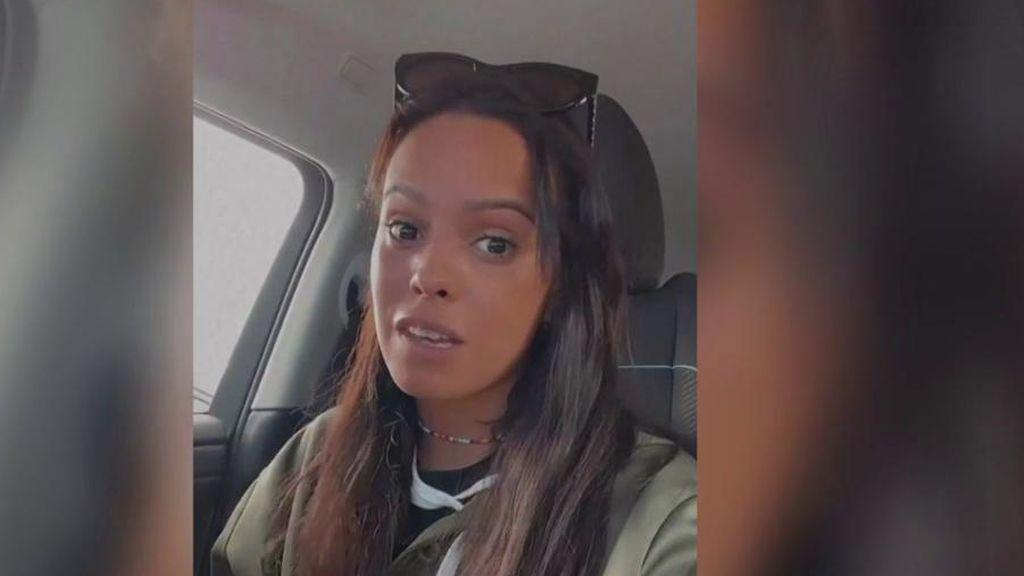 La reacción de Gloria Camila tras confirmarse los mensajes de Rocío Carrasco