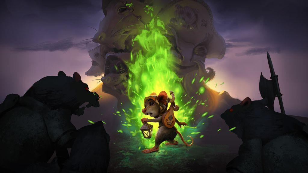 Ghost of a Tale llegará en físico con esta increíble Edición Especial para PS4