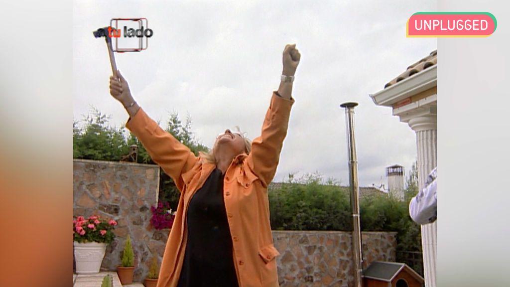 Lydia Lozano en Villa Chatín