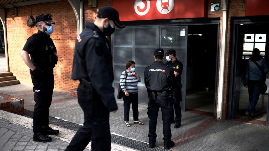 La Policía ya puede acceder a los datos de Salud Pública para controlar las cuarentenas en Madrid