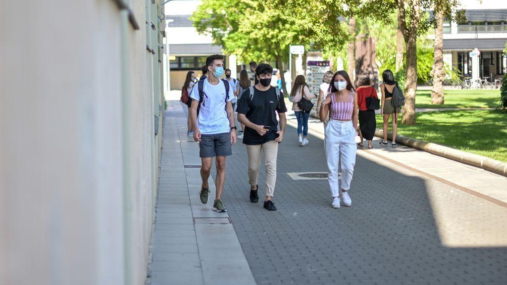 El Radar Covid de las universidades valencianas: identifica en minutos a los alumnos en riesgo de contagio