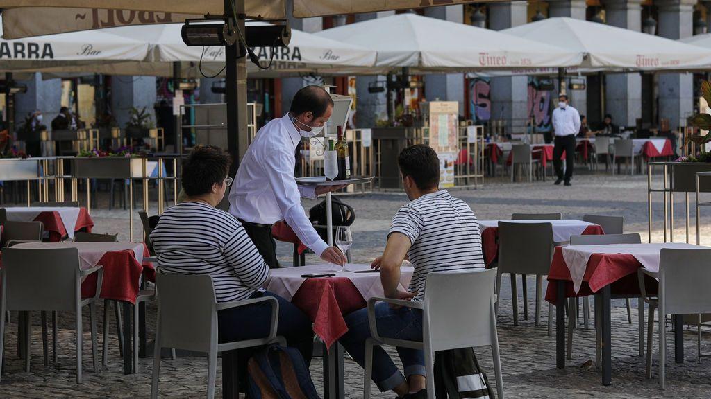 Los empresarios madrileños calculan que las restricciones costarán 600 millones semanales