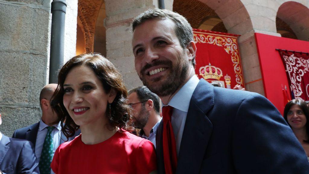 Casado asume el cierre de Madrid y anuncia que sus comunidades cumplirán la orden de Sanidad