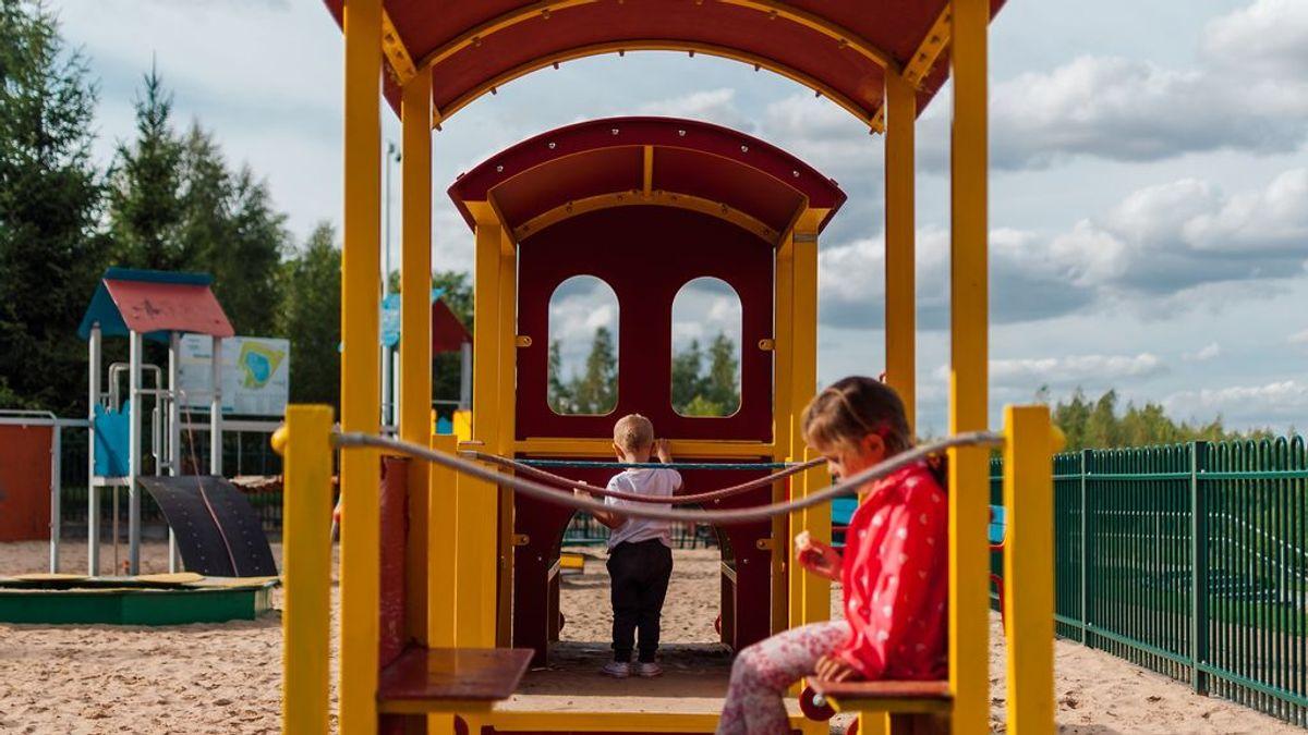 Sanidad da vía libre para ir a jugar al parque infantil