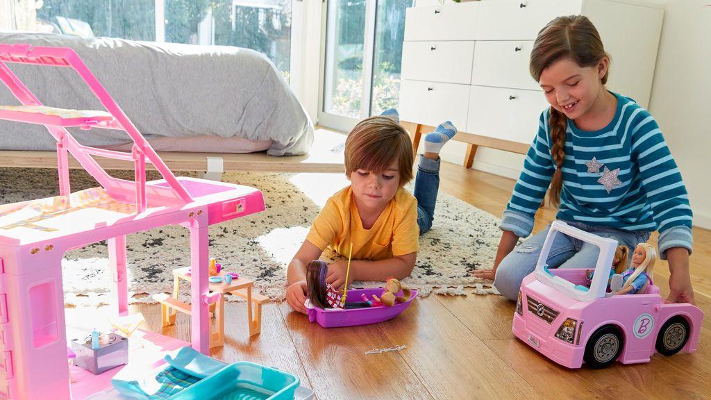 La neurociencia demuestra por primera vez los beneficios de que los niños jueguen con muñecas