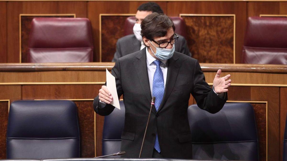 """Sanidad advierte que usará las """"herramientas legales"""" que existen si es necesario y da a Madrid 48 horas para actuar"""