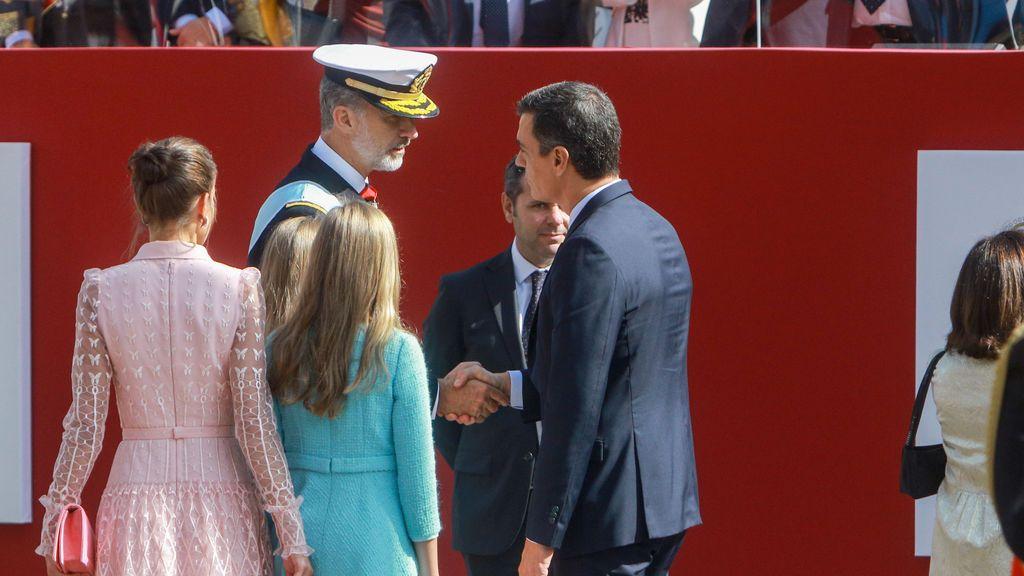 La celebración que hará el rey el 12 de octubre pendiente de las restricciones en Madrid