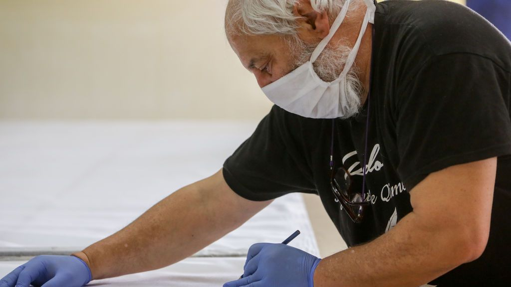 País Vasco y Galicia vetan las mascarillas de tela