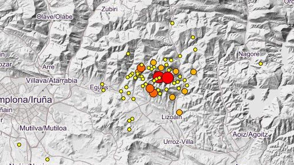 No es la falla de Pamplona: ¿Qué causa los constantes terremotos en Navarra?