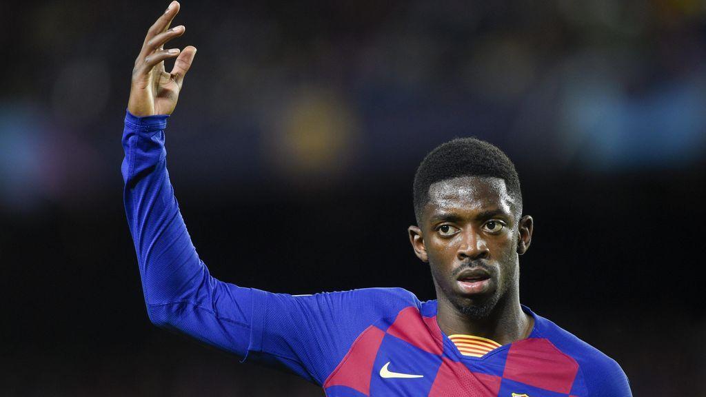 El Barça no cederá a Dembelé pero sí se planteará su venta si llega una buena oferta
