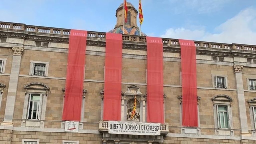 El independentisto conmemora los tres años del 1-O a medio gas y con la vista en las elecciones