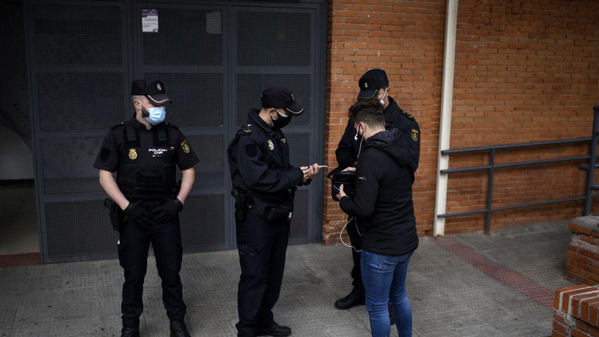 Más de 700 agentes reforzarán vigilancia de nuevas restricciones en Madrid