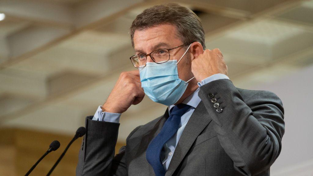 """Galicia acata la orden de Sanidad, pero con fuertes críticas: """"Son criterios groseros"""", dice Feijóo"""