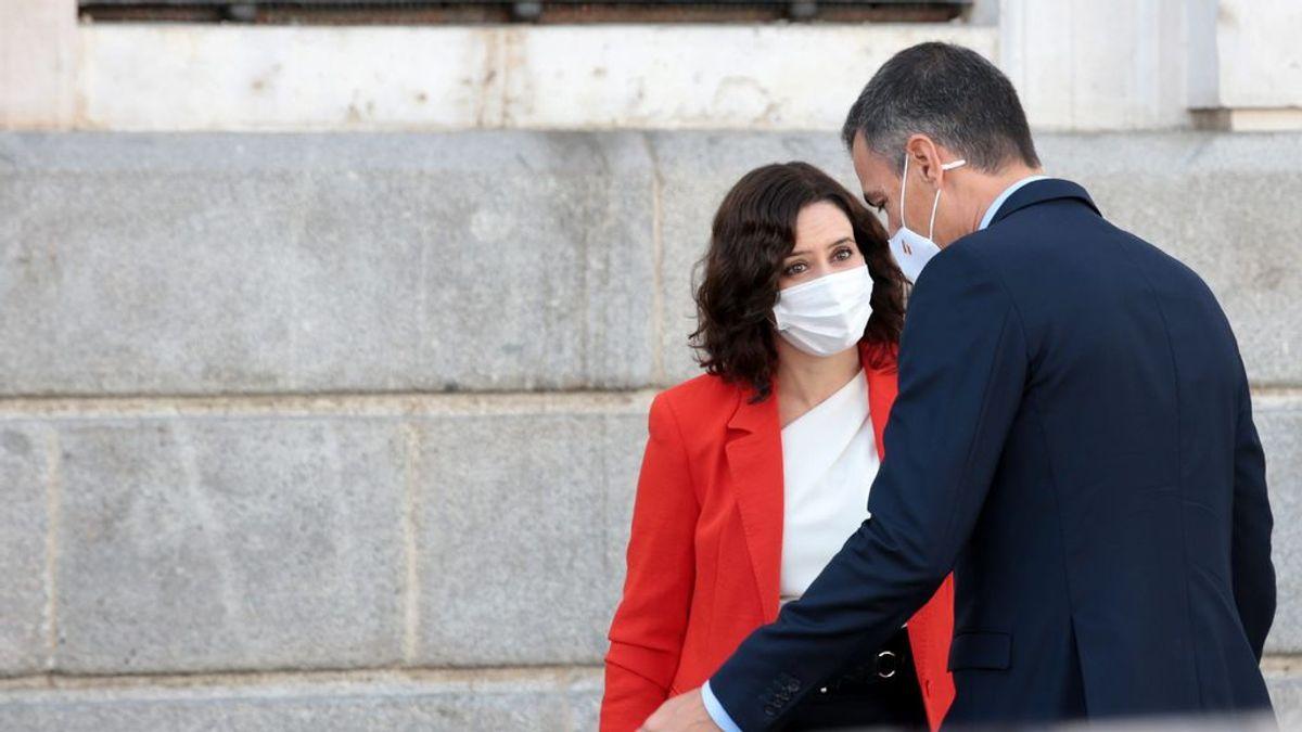 """Isabel Díaz Ayuso, por las restricciones a la movilidad en Madrid: """"Gracias por el caos, Pedro Sánchez"""""""