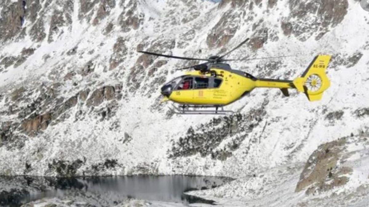 Sin rastro de la pareja de excursionistas desaparecida en Lleida: la búsqueda se centra en las zonas con más nieve