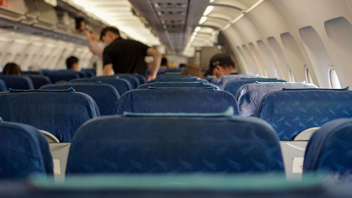 Un estudio revela cuáles son los asientos de avión donde existe mayor riesgo de contagio por coronavirus