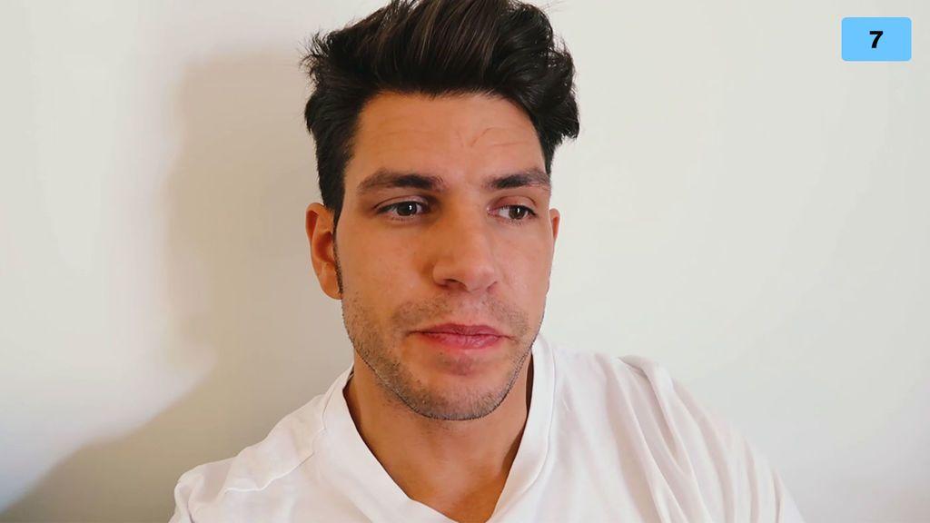Diego Matamoros relata las graves secuelas que le ha dejado el coronavirus y anuncia una inesperada noticia (2/2)