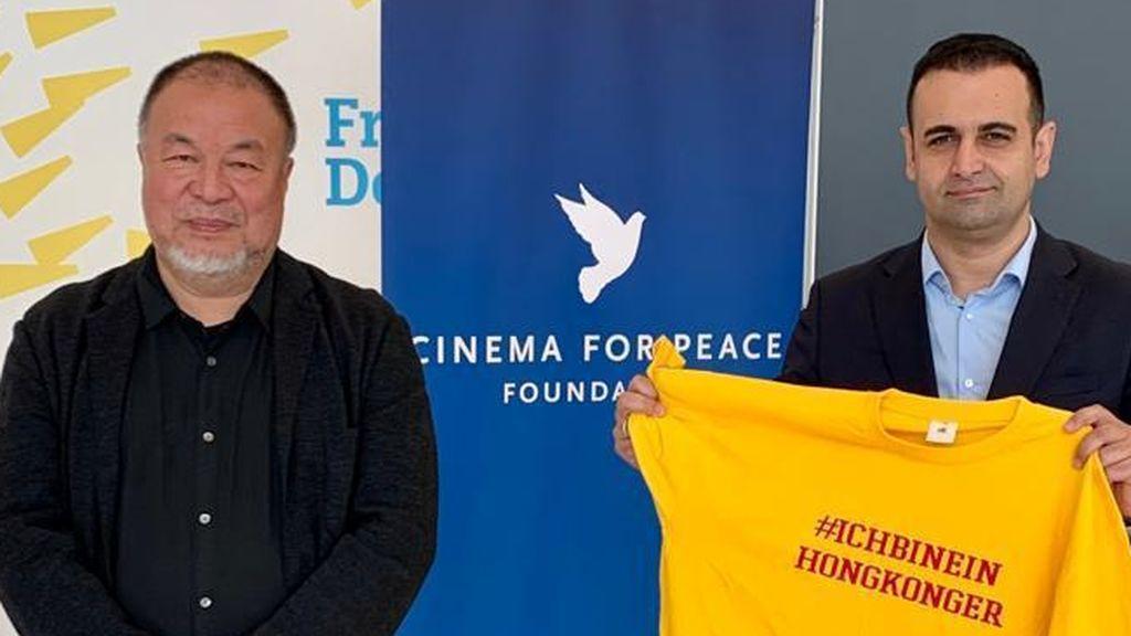 """El artista Ai Weiwei avisa sobre China en la pandemia: """"Es un país autoritario, la información no va a ser revelada"""""""