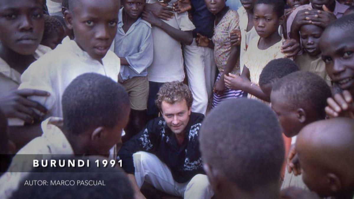 """El pasado de Fernando Simón como médico en África: """"Allí me enamoré de la salud pública"""""""