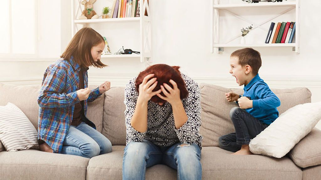 Será muy importante que los padres sean comprensibles y le den un tiempo.